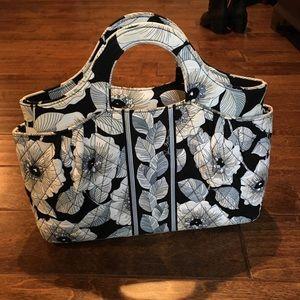 EUC Vera Bradley Bag in Camellia Pattern